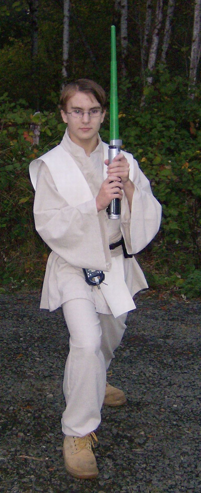 A young jedi