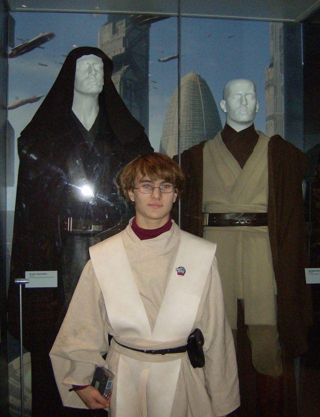 Three Jedi Knights