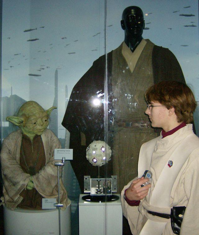 Jedi with Yoda and Mace Windu