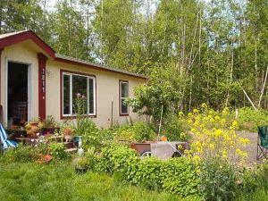 Entry Garden, Summer 2005
